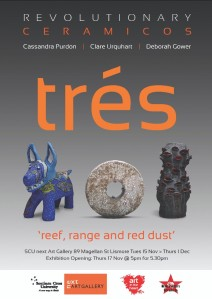 Reef, Range and Red Dust